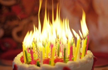 Are You Dreading Another Candle On Your Birthday Cake