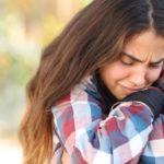 depressed or suicidal teen